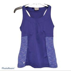 Athleta Athletic Tank Top Womens Small Purple